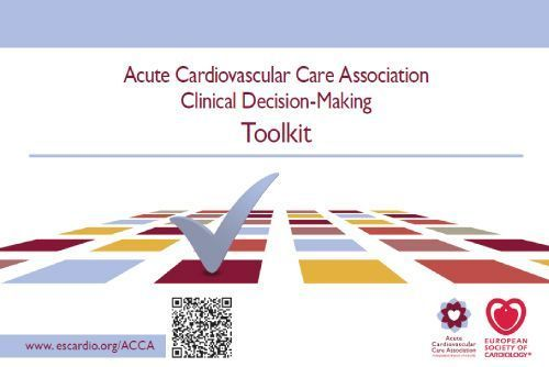 Algoritmos y Protocolos: Acute Cardiovascular Care Association - Clinical Decision-Making TOOLKIT